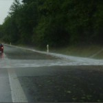 Flash flood in Germany